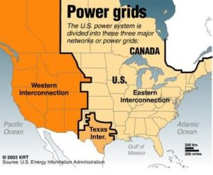 US Power Grids