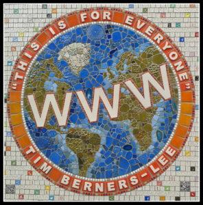 web mosaic